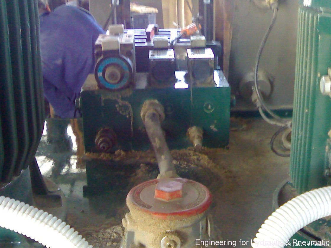 Hydraulic power pack2