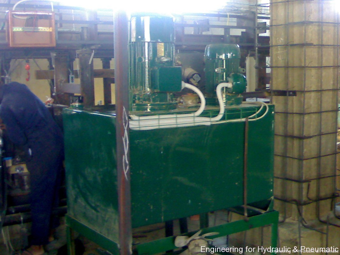 Hydraulic power pack3