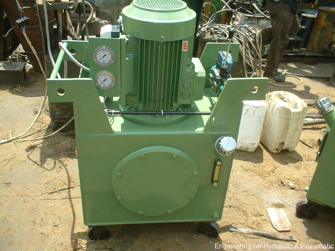 Hydraulic power pack5