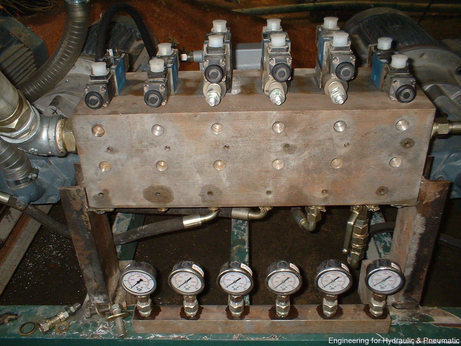 Hydraulic power pack6