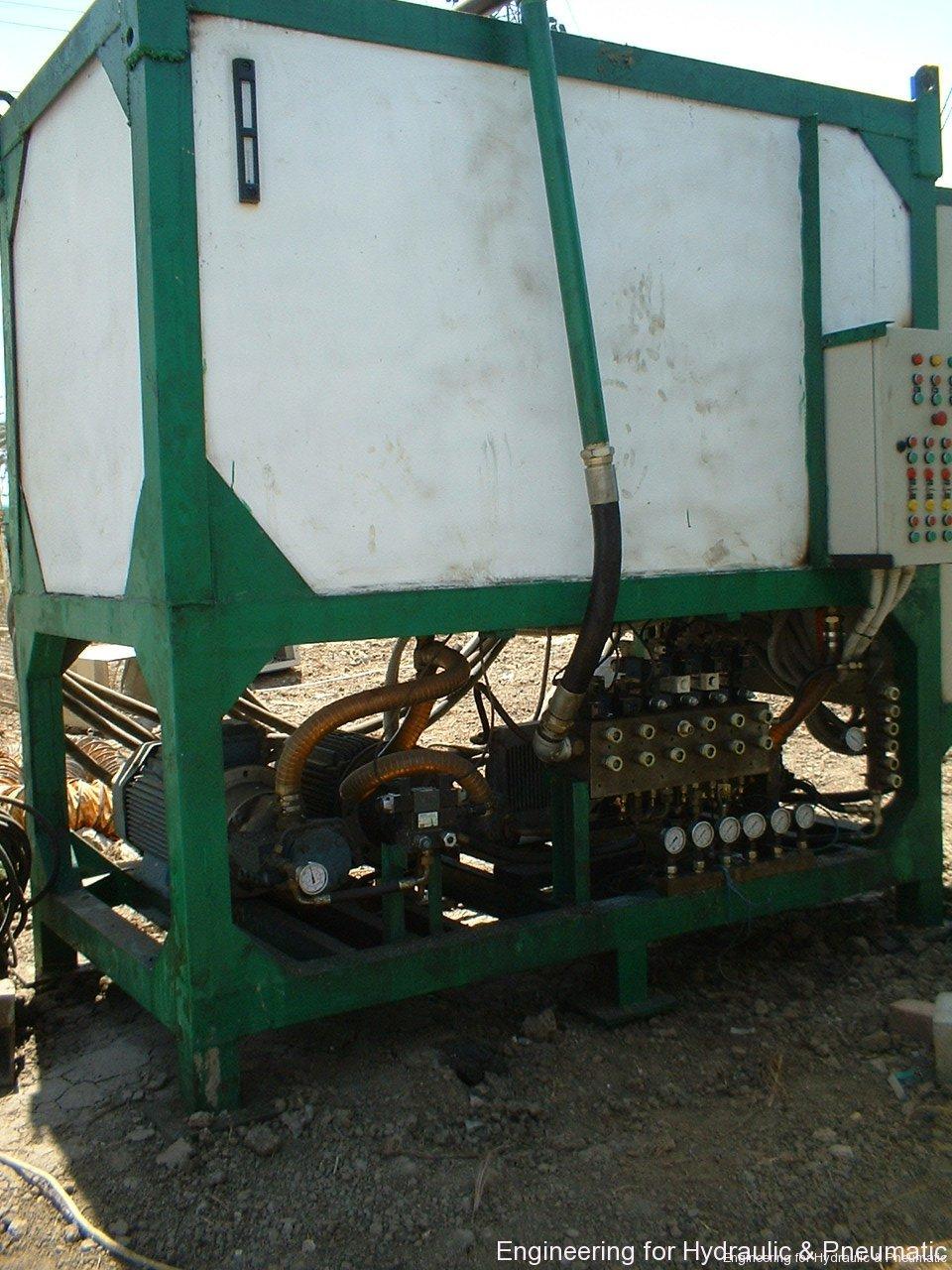 Hydraulic power pack9