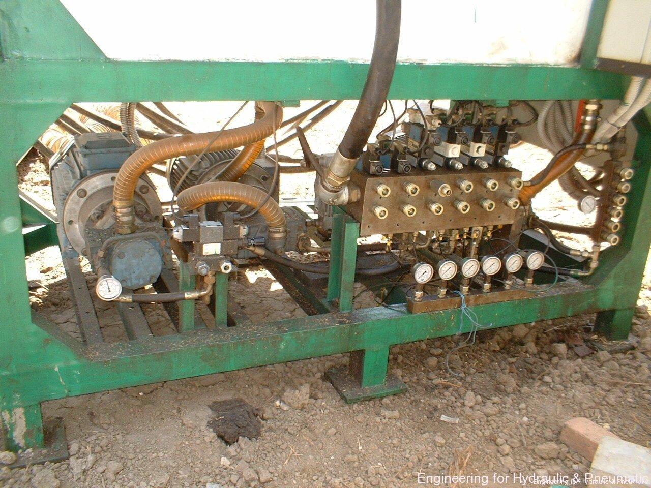 Hydraulic power pack10