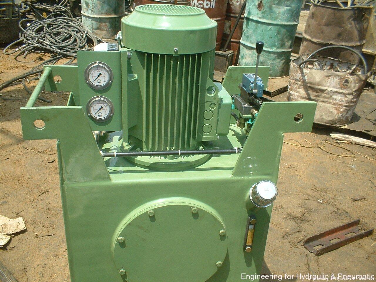 Hydraulic power pack13