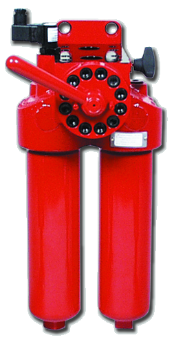 Pressure Duplex Filter